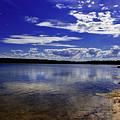 Lake Wollumboola Memories  by Miroslava Jurcik