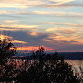 Lakefront Sunset by Robert Smith