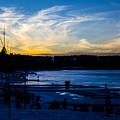 Lakeshore Nights by Angus Hooper Iii