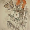 Lakeside Butterflies by Edward Wolverton