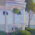 Lakeside Solitude by Judy Fischer Walton