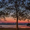 Lakeside Sunrise by Doug Daniels