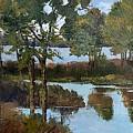 Lakeside Symphony by Bonnie Zahn Griffith
