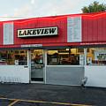 Lakeview Drive In Winona Minnesota by Kari Yearous