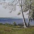 Lakeview Landing by Stella Sherman