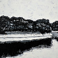 Lal Bagh Lake 4 by Usha Shantharam