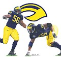 Lamarr Woodley by Chris Brown