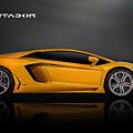 Lamborghini Aventador by Douglas Pittman