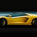 Lamborghini Aventador Lp700-4 by Zarir Madon
