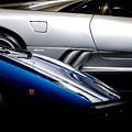 Lamborghini Countach And Lamborghini Diablo by Oleksiy Maksymenko