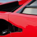 Lamborghini Countach by Carl Shellis