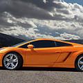 Lamborghini Exotic Car by Nick Gray