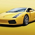 Lamborghini Gallardo 'banana Republic' II by Dave Koontz