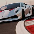 Lamborghini Sesto Elemento - 03 by Andrea Mazzocchetti