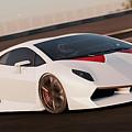 Lamborghini Sesto Elemento - 04 by Andrea Mazzocchetti