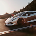 Lamborghini Sesto Elemento - 12 by Andrea Mazzocchetti
