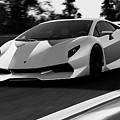 Lamborghini Sesto Elemento - 20 by Andrea Mazzocchetti