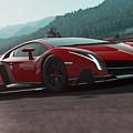 Lamborghini Veneno by Andrea Mazzocchetti
