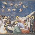 Lamentation by Giotto Di Bondone
