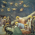 Lamentation Of Christ by Giotto