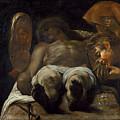 Lamentation Over The Dead Christ by Orazio Borgianni