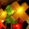 Lamp Display by Duane Middlebusher