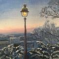 Lamp by Jie Yang