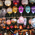 Lamp Shop by Ross Henton