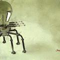 Lampbot by Leonardo Digenio