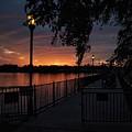 Lamplight And Daybreak  by Buck Buchanan