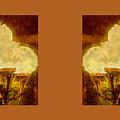 Lamplight Mug Shot 2 by John M Bailey