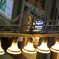 Lamps At The Big C by Rosita Larsson