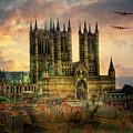 Lancaster Bombers Tour by J Biggadike