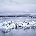 Land Of Ice by Evelina Kremsdorf