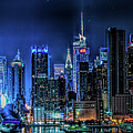 Land Of Tall Buildings by Theodore Jones