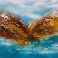 Land Sea And Air  by Mario Carta