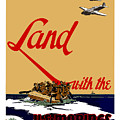 Land With The Us Marines by War Is Hell Store