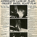 Landing On Moon, 1969 by Granger