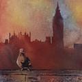 Landing Place- London by Ryan Fox