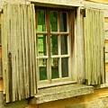 Landis Valley Window by Trish Tritz