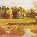 Landscape 1884 by Eakins Thomas