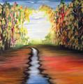 Landscape 2 by Mount painter-Chrisfold Chayera