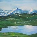 Landscape 36 by Min Wang