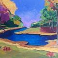 Landscape 7 by Al Bull