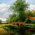 Landscape by Arthur Braginsky
