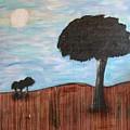 Landscape - Distant Cousins by Mario MJ Perron