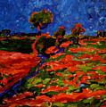 Landscape by Erich Heckel
