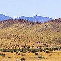 Landscape Galisteo Nm I10n by Otri Park