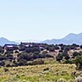 Landscape Galisteo Nm K10h by Otri Park