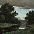 Landscape by PixBreak Art